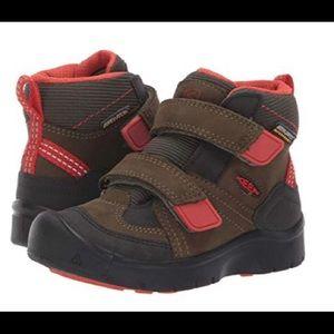 keen kids hikeport boots/shoes